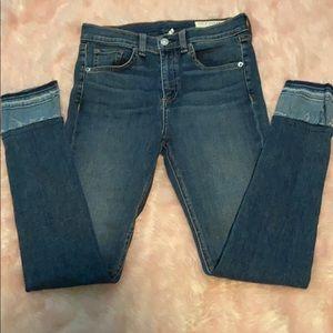 Rag & Bone Jeans size 25
